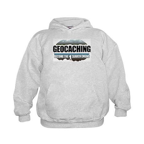 GEOCACHING Kids Hoodie