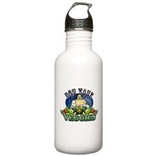 EAT YOUR VEGGIES Sports Water Bottle