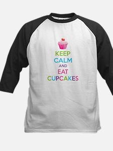 Keep calm and eat cupcakes Tee