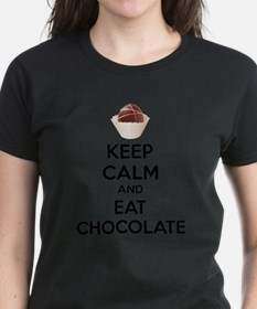 Keep calm and eat chocolate Tee