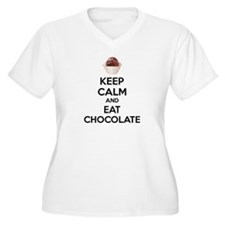 Keep calm and eat chocolate T-Shirt
