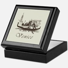 Retro Venice Keepsake Box