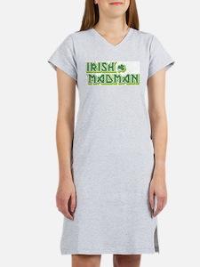IRISH MADMAN Women's Nightshirt