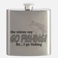 The Voices Say... Flask