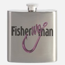 FisherWoman Flask