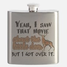 That Little Deer Movie Flask