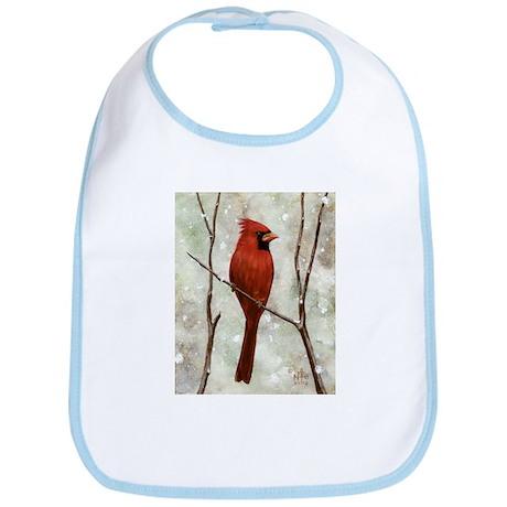 Cardinal: Bib