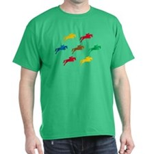 Equestrian Horses T-Shirt