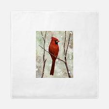 Cardinal: Queen Duvet