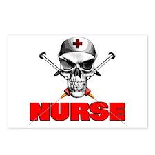 Evil Nurse Postcards (Package of 8)
