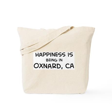 Oxnard - Happiness Tote Bag