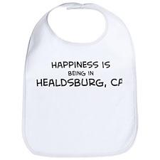 Healdsburg - Happiness Bib
