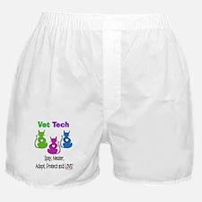 Vet Tech 2 vertical.PNG Boxer Shorts