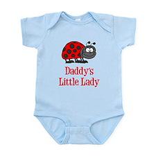 Daddys Little Lady Onesie