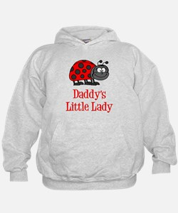 Daddys Little Lady Hoodie