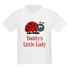 Daddys Little Lady T-Shirt