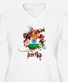 Butterfly India T-Shirt