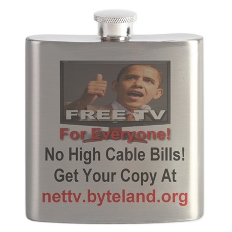 Free TV For Everyone! Flask