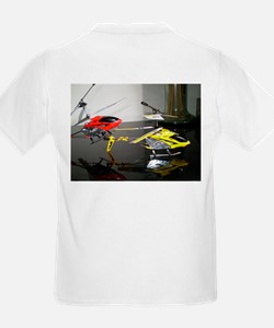 Funny Rc helicopters T-Shirt