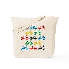 BMX Bikes Tote Bag