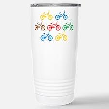 BMX Bikes Stainless Steel Travel Mug