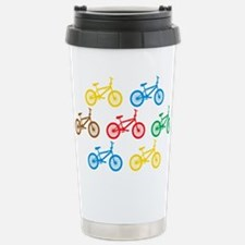 BMX Bikes Travel Mug