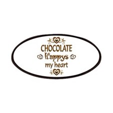 Chocolate Happy Patches