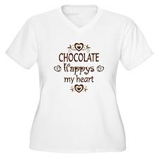 Chocolate Happy T-Shirt
