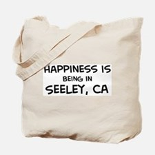 Seeley - Happiness Tote Bag