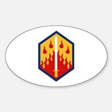 48th Chemical Brigade Decal
