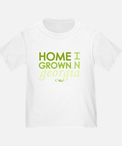 'Home Grown In Georgia' T-Shirt