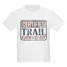 Certified Trail Enthusiast lite T-Shirt