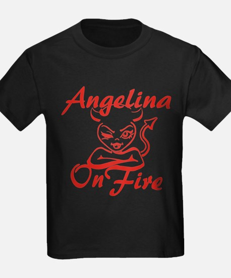 Angelina On Fire T