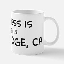 Northridge - Happiness Mug