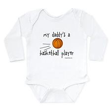 basketballMYdaddysaplayer copy Body Suit