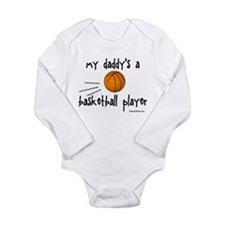 basketballMYdaddysaplayer copy Body Suit