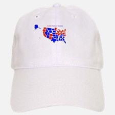 DIVIDED STATES Baseball Baseball Cap