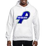 Child Abuse Awareness Hooded Sweatshirt