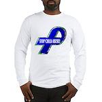 Child Abuse Awareness Long Sleeve T-Shirt