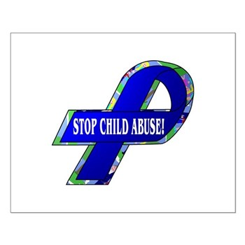 Child Abuse Awareness Small Poster