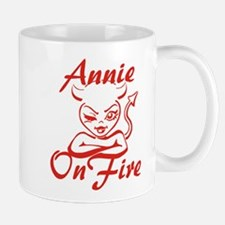 Annie On Fire Mug