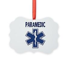Paramedic EMS Ornament