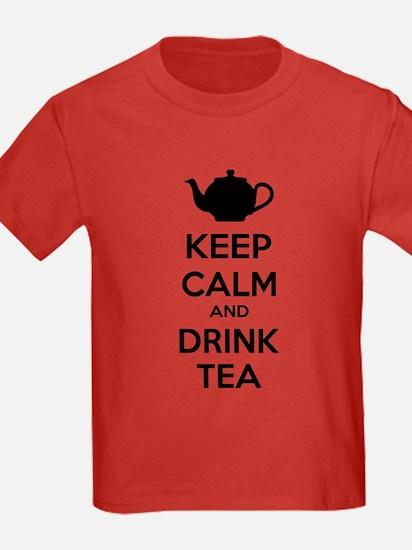 Keep calm and drink tea T