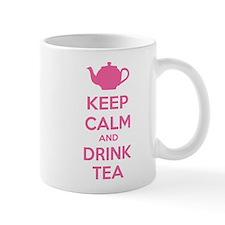Keep calm and drink tea Mug