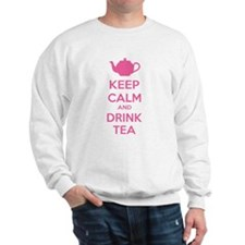 Keep calm and drink tea Jumper