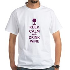 Keep calm and drink wine Shirt