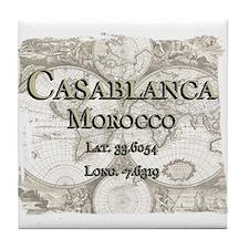Casablanca Tile Coaster