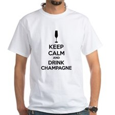 Keep calm and drink champagne Shirt