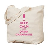 Champagne Canvas Totes