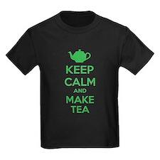 Keep calm and make tea T